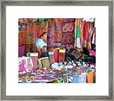 Panama City Framed Print