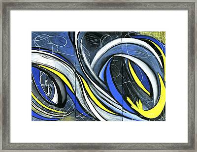 Pandemonium  Framed Print