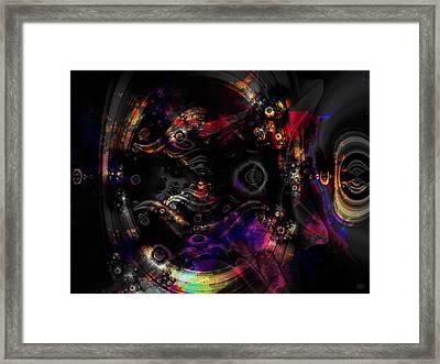 Pandora's Box Framed Print by Nafets Nuarb