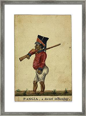 Pangia Framed Print