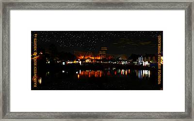 Panoramic Hhn 24 Limited Edition Work Framed Print by David Lee Thompson