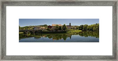 Panoramic Landscape Framed Print