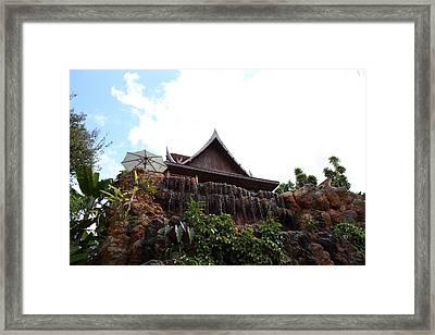 Panviman Chiang Mai Spa And Resort - Chiang Mai Thailand - 011321 Framed Print