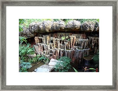 Panviman Chiang Mai Spa And Resort - Chiang Mai Thailand - 011342 Framed Print by DC Photographer