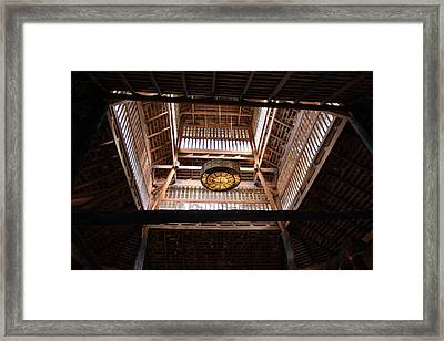 Panviman Chiang Mai Spa And Resort - Chiang Mai Thailand - 011347 Framed Print
