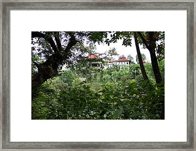 Panviman Chiang Mai Spa And Resort - Chiang Mai Thailand - 011355 Framed Print by DC Photographer