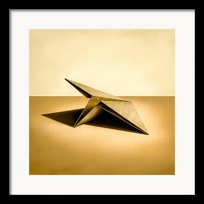 Paper Airplanes Framed Prints