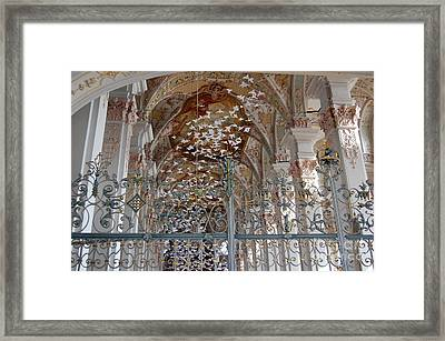 Framed Print featuring the photograph Paper Birds Flying by Linda Prewer
