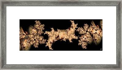 Paper Mache Framed Print by Ron Bissett