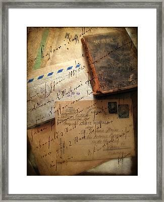 Papyrus  Framed Print