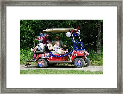 Parade 2 Framed Print by Cassie Marie Photography