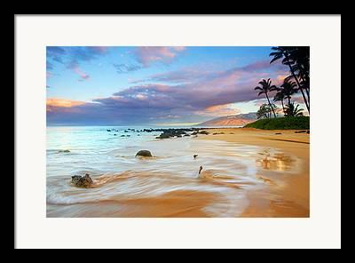 Mike Dawson Framed Prints