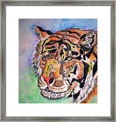 Paradise Dream Framed Print
