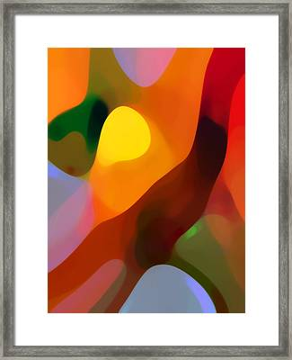 Paradise Found 2 Tall Framed Print
