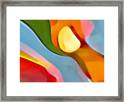 Paradise Found 4 Framed Print