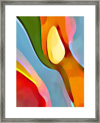 Paradise Found 6 Framed Print