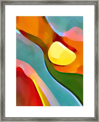 Paradise Found 7 Framed Print