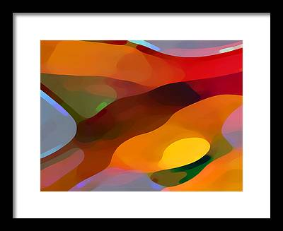 Abstraction Framed Prints