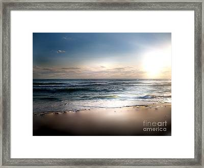 Paradise Found Framed Print by Jeffery Fagan