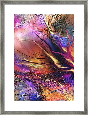 Paradise Framed Print by Francoise Dugourd-Caput