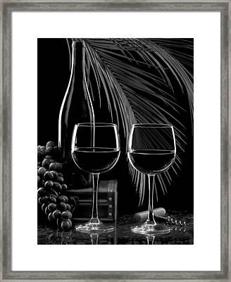 Paradise Framed Print by Jon Neidert