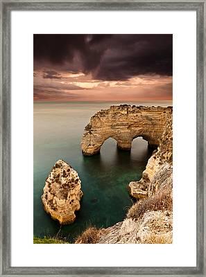 Paradise Framed Print by Jorge Maia