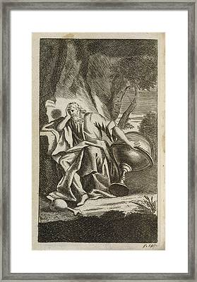 Paradise Regained Framed Print by British Library