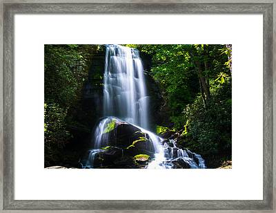 Framed Print featuring the photograph Paradise by Serge Skiba