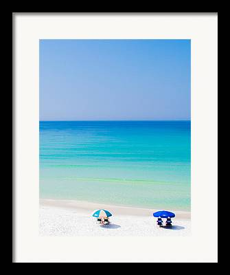 Beaches In Florida Framed Prints