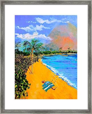 Paradise Framed Print by Susan Robinson