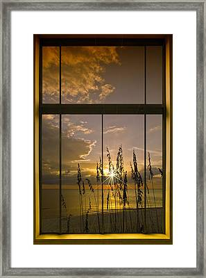 Paradise View IIi Framed Print