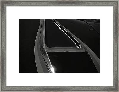 Parallax View Framed Print by John Schneider