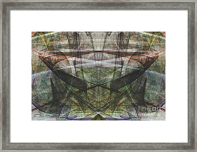 Parallel Universe 20130615v2 Framed Print by Wingsdomain Art and Photography