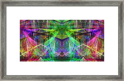 Parallel Universe Ap130511-22 Framed Print by Wingsdomain Art and Photography