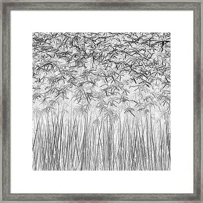 Parallelism Framed Print