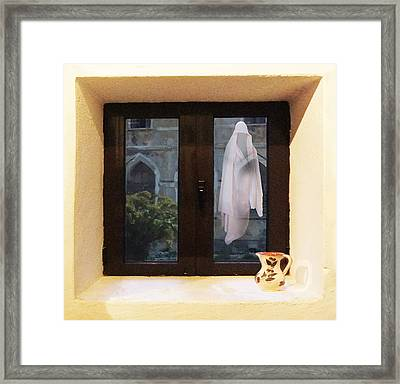 Paranormal Outlook Framed Print by Eric Kempson