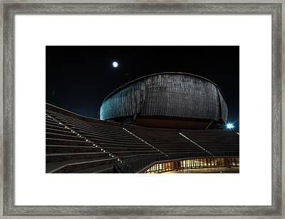 Parco Della Musica Framed Print by Simone Micheli