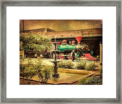 Pardon Me Boys Framed Print
