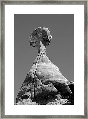 Paria Utah II Framed Print by Dave Gordon