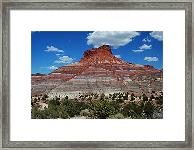 Paria Utah Framed Print by Robert  Moss