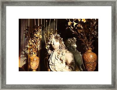 Paris France - 011347 Framed Print