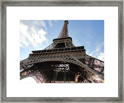 Paris France Framed Print by Gregory Dyer