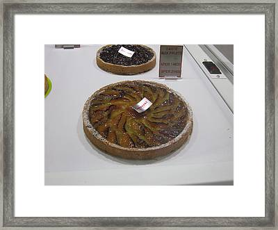 Paris France - Pastries - 1212171 Framed Print by DC Photographer