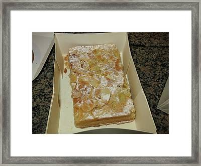 Paris France - Pastries - 1212187 Framed Print by DC Photographer
