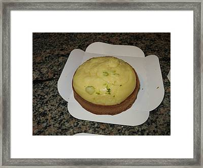 Paris France - Pastries - 1212189 Framed Print by DC Photographer