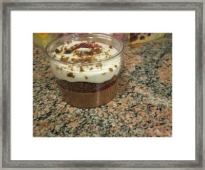 Paris France - Pastries - 1212206 Framed Print by DC Photographer