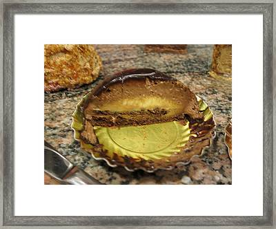Paris France - Pastries - 1212238 Framed Print by DC Photographer