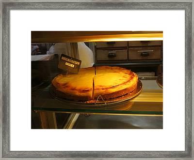 Paris France - Pastries - 121229 Framed Print by DC Photographer