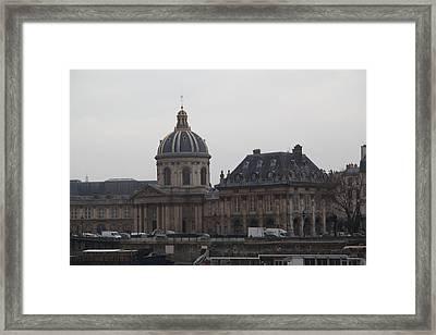 Paris France - Street Scenes - 011338 Framed Print by DC Photographer