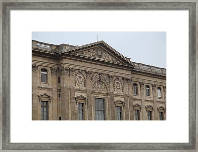 Paris France - Street Scenes - 011340 Framed Print by DC Photographer
